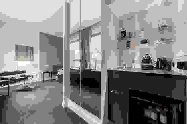Einbauschrank und Teeküche Klassische Schlafzimmer von Ohlde Interior Design Klassisch
