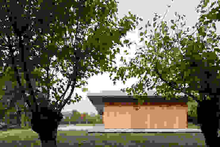 058_VILLA IN CAMPAGNA Cucina moderna di MIDE architetti Moderno