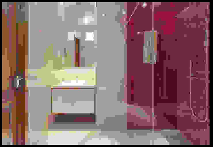 Phòng tắm đơn giản, tiện nghi Phòng tắm phong cách hiện đại bởi Công ty TNHH Xây Dựng TM – DV Song Phát Hiện đại
