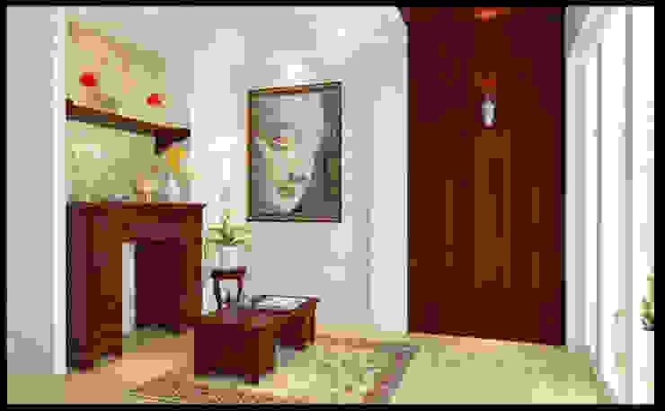 Phòng thờ trang nghiêm, linh thiêng bởi Công ty TNHH Xây Dựng TM – DV Song Phát Hiện đại