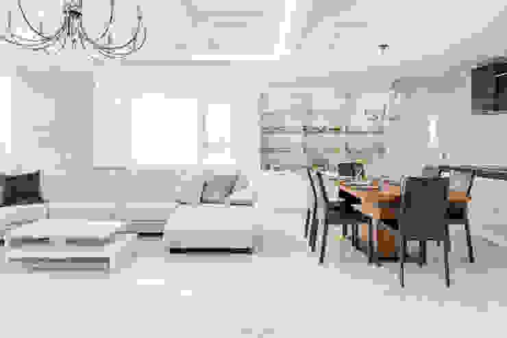 목동 하이페리온 183㎡ 56PY 클래식스타일 거실 by wid design 위드디자인 클래식