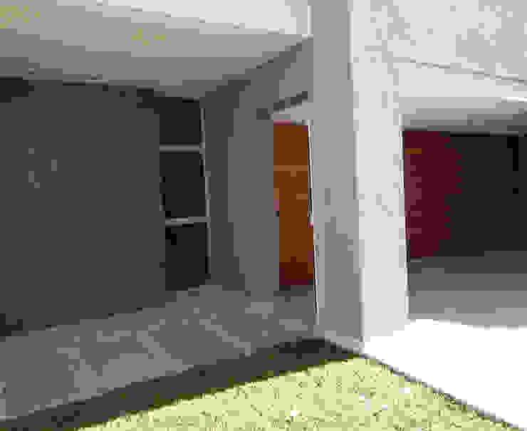 Casa M-25 de Estudio D3B Arquitectos Moderno Ladrillos