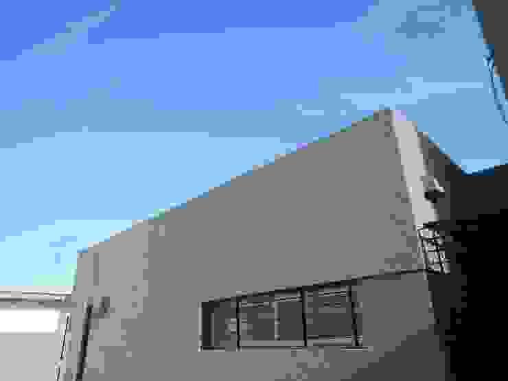Casa M-25 de Estudio D3B Arquitectos Minimalista Hormigón