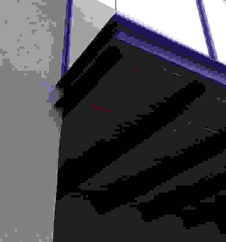 Casa M-25 de Estudio D3B Arquitectos Moderno Madera Acabado en madera
