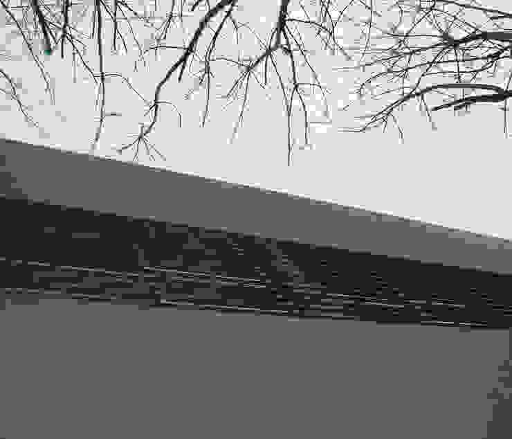 Oficinas BG Oficinas y comercios de estilo moderno de Estudio D3B Arquitectos Moderno Ladrillos