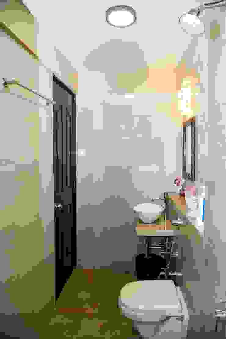 Mrs. Rama Vaidyananath Modern bathroom by Aesthetica Modern