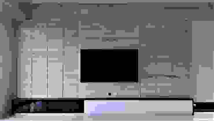 Natural Modern || wood lines北歐的木趨線 根據 喬克諾空間設計 隨意取材風