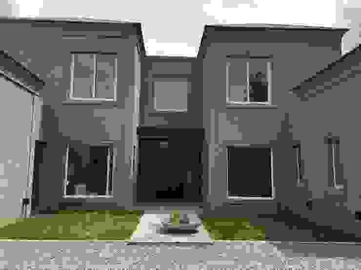 Maison individuelle de style  par Estudio Dillon Terzaghi Arquitectura - Pilar,