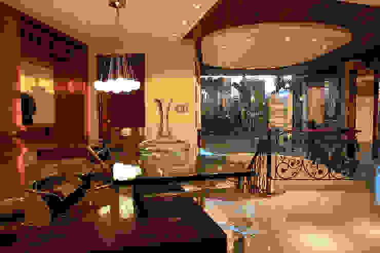Salon classique par Arq Renny Molina Classique