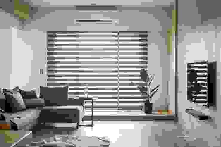 客廳設計 根據 極簡室內設計 Simple Design Studio 北歐風