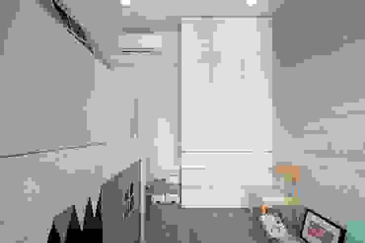 小孩房設計 根據 極簡室內設計 Simple Design Studio 北歐風