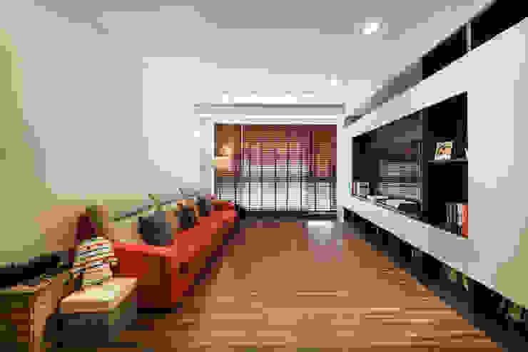 美式26坪幸福小窩 根據 好室佳室內設計