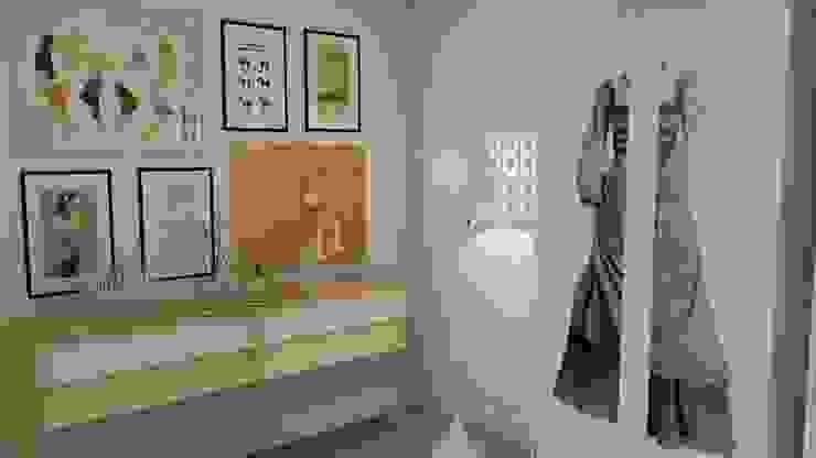 Salas de estar modernas por Blophome Moderno