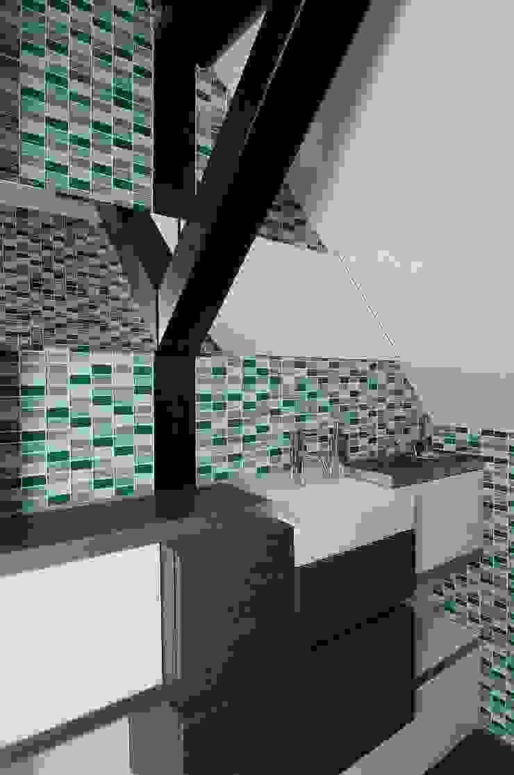 Bad Minimalistische Badezimmer von schüller.innenarchitektur Minimalistisch Fliesen