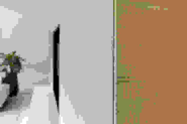 detail Moderne woonkamers van De Nieuwe Context Modern Hout Hout
