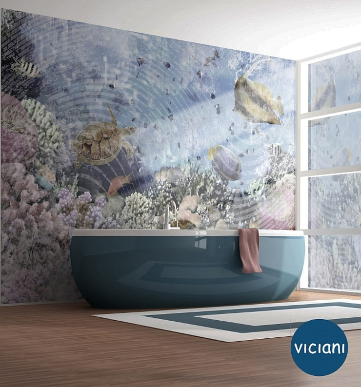 Modern style bathrooms by VICIANI Modern