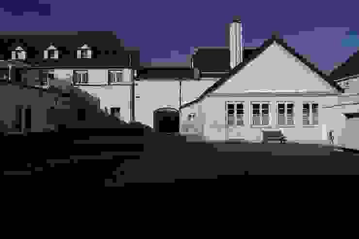 schüller.innenarchitektur Habitats collectifs Briques Blanc