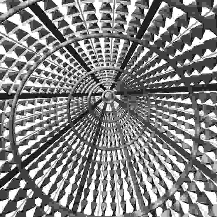 Árbol de Navidad Metrogas 2014 de Tetralux Arquitectos Ecléctico