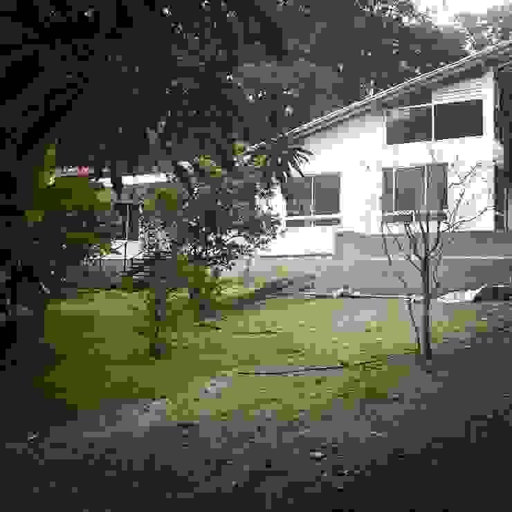 Casa Toro Fachada Casas modernas de La Caja De Herramientas - Taller de Arquitectura Moderno