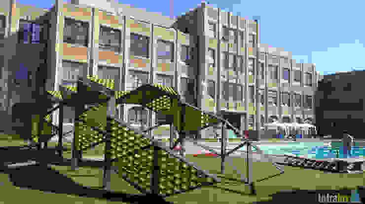 Reptilia Universidad Técnica Santa María de Tetralux Arquitectos Ecléctico