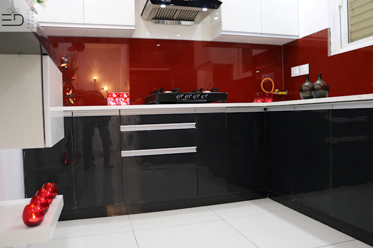 Kitchen by Enrich Interiors & Decors, Modern Plywood