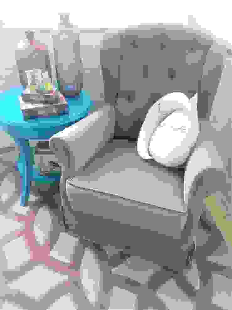 Sgabello Interiores Nursery/kid's roomBeds & cribs Cotton Grey