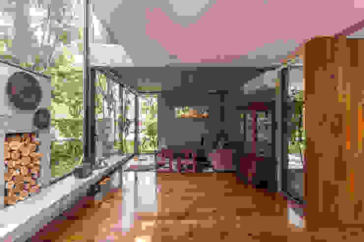 Phòng khách by Besonías Almeida arquitectos