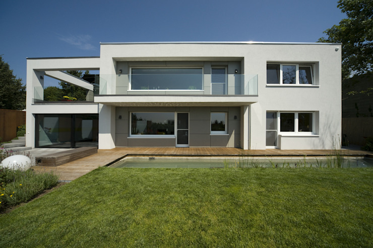 Architekturbüro zwo P Detached home