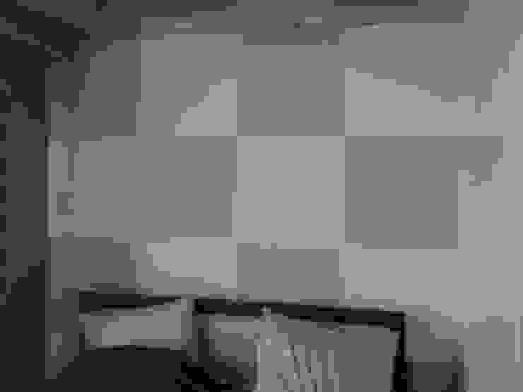 Grand Midori-Makati Modern style bedroom by marcdeco Modern