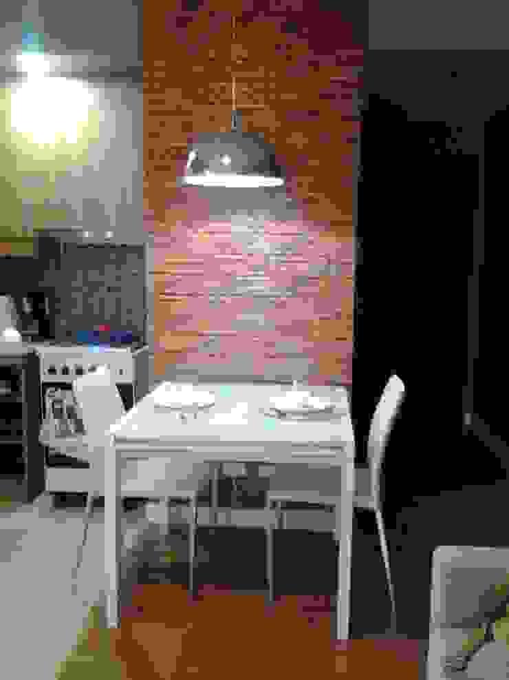 Grand Midori-Makati Modern dining room by marcdeco Modern