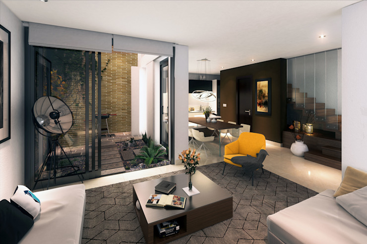 Casa de lujo de Homeshopper Moderno