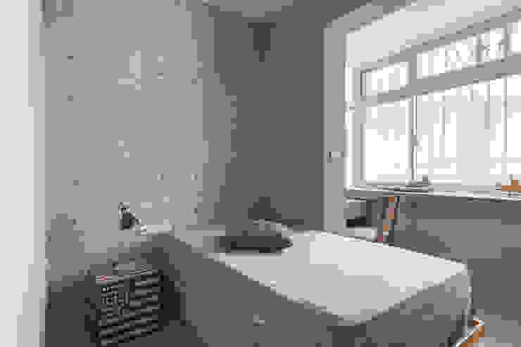 İskandinav Yatak Odası 橙羿設計有限公司 İskandinav