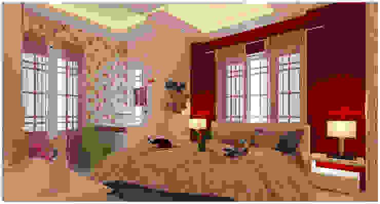 Amanora Park Pune—Pent House Modern nursery/kids room by DECOR DREAMS Modern