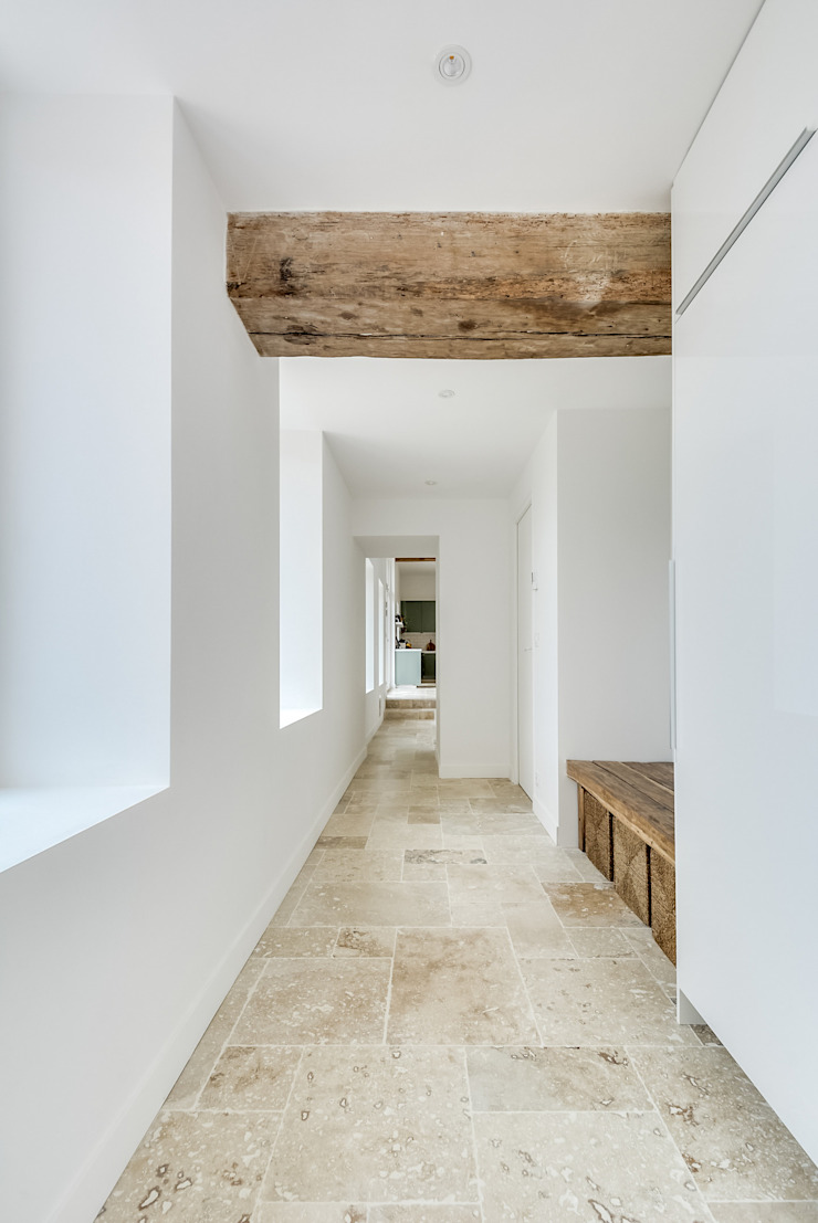 blackStones Scandinavian style corridor, hallway& stairs