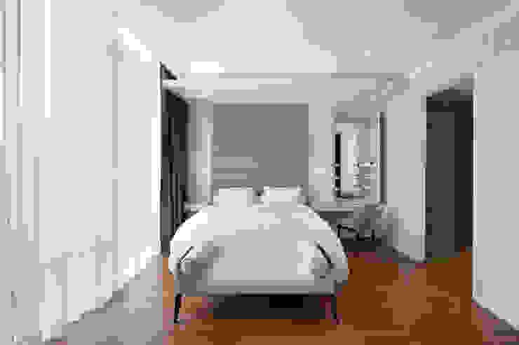 Senopati Suites Apartment Kamar Tidur Klasik Oleh High Street Klasik