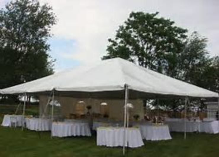 Tent Hire Project by Marquee Hire Durban