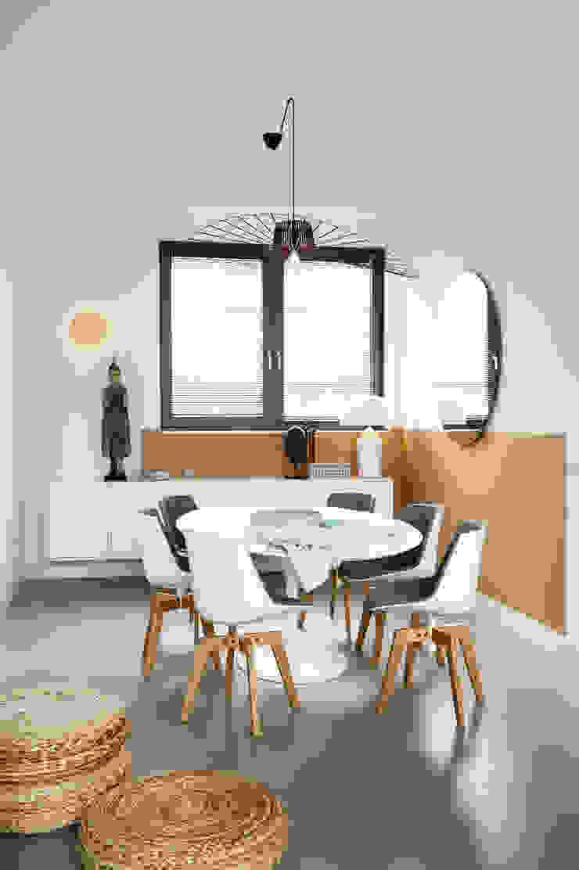 Woonhuis Amsterdam Moderne eetkamers van Baden Baden Interior Modern