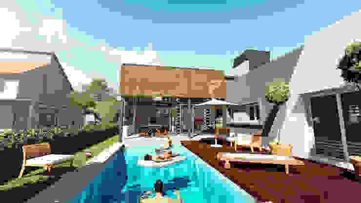 Casa AP de Módulo 3 arquitectura Moderno