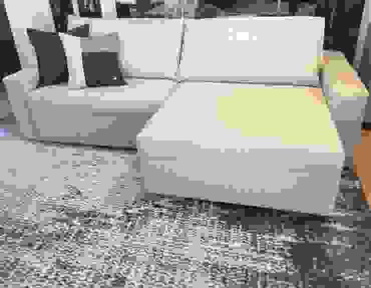 Sgabello Interiores Multimedia roomFurniture Flax/Linen Grey