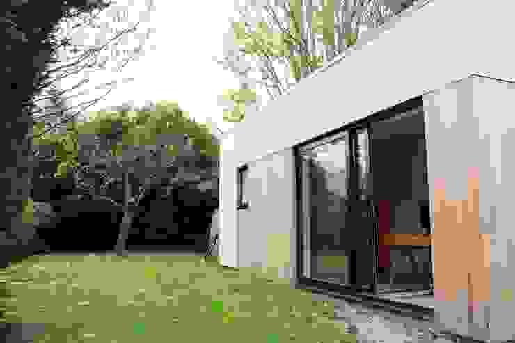Bollin Drive Artform Architects Modern houses