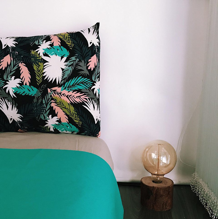 Modern style bedroom by Công ty TNHH Bedilicious Việt Nam Modern