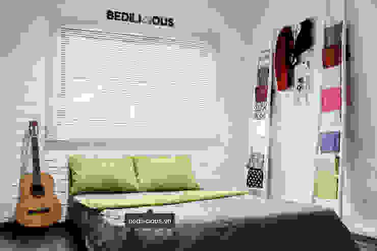 Album 3 Phòng ngủ phong cách hiện đại bởi Công ty TNHH Bedilicious Việt Nam Hiện đại