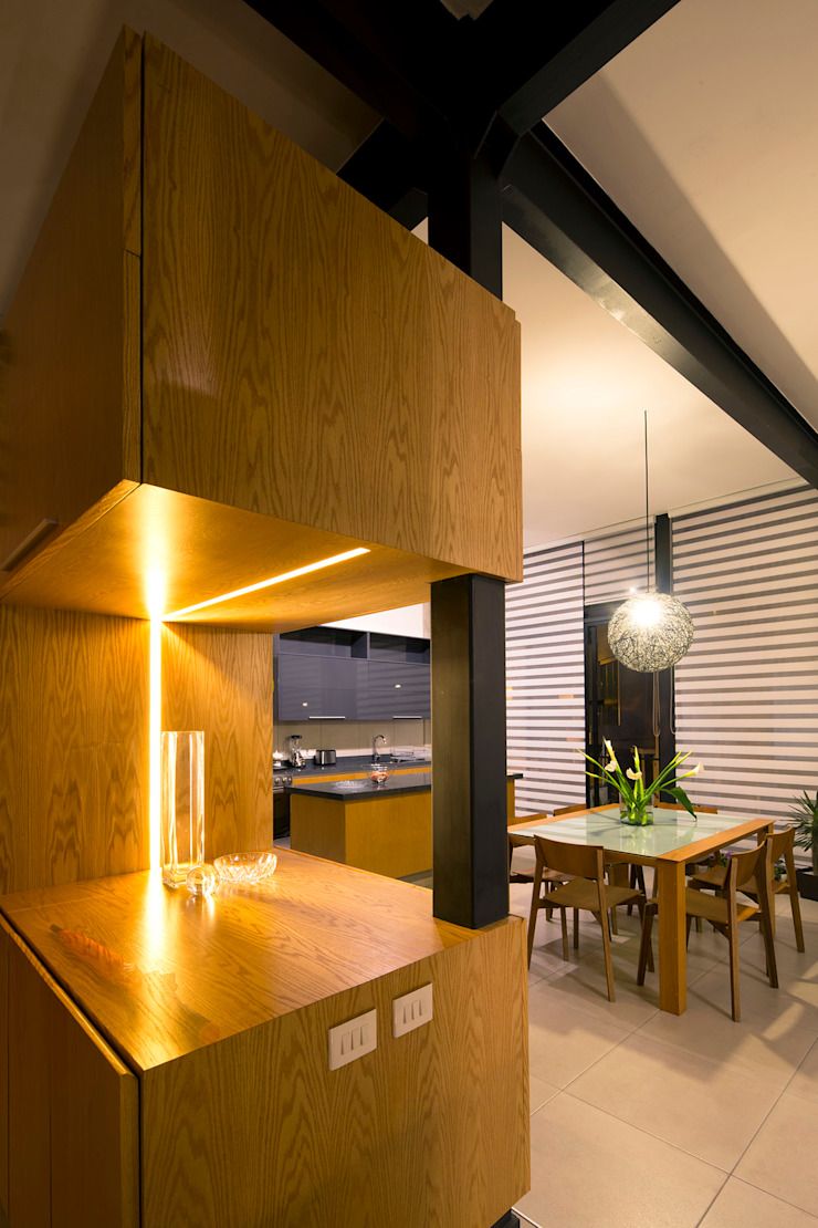 Cuisine moderne par BCA Arch and Interiors Moderne