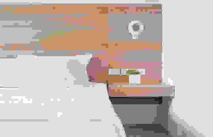 Skandinavische Schlafzimmer von 磨設計 Skandinavisch