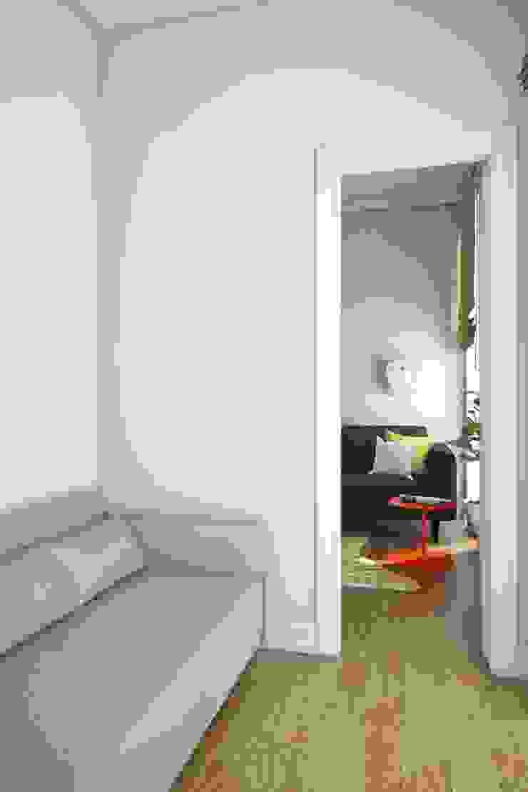 Дизайн студия Алёны Чекалиной Chambre scandinave