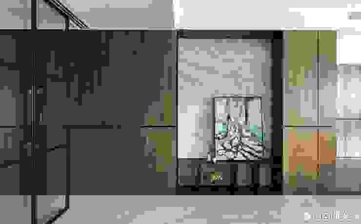 高雄 李宅 根據 橡樹設計Oak Design 簡約風