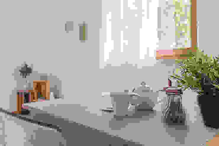 Habitat Home Staging & Photography ห้องครัวช้อนส้อม จานชามและเครื่องแก้ว Turquoise