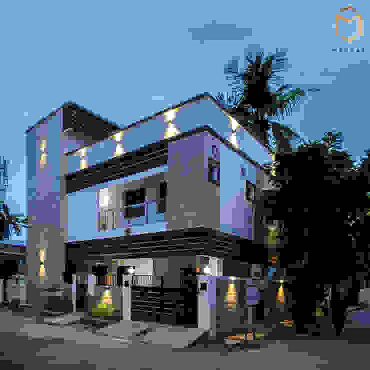 von Studio Madras Architects Minimalistisch