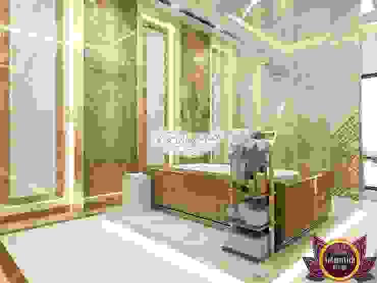 Perfect comfort in interiors Katrina Antonovich Modern bathroom by Luxury Antonovich Design Modern
