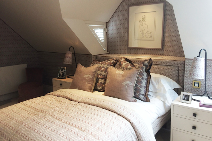 Special Shaped Shutters in the Bedroom Plantation Shutters Ltd BedroomAccessories & decoration Kayu White